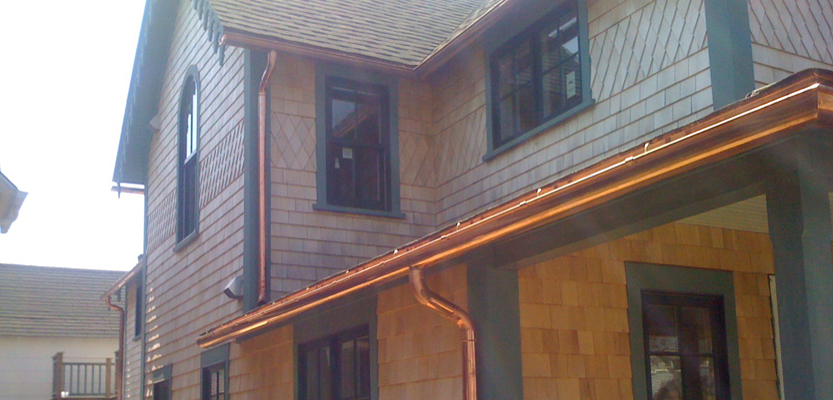 martha's vineyard gutters